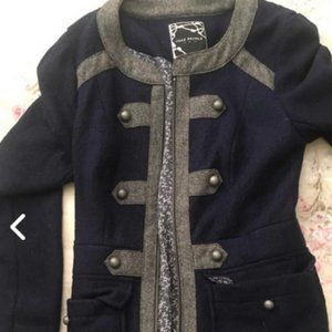 Free People Trench Jacket